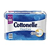 Cottonelle CleanCare Bath Tissue, 36 Rolls $18.51